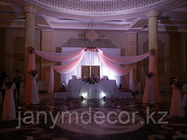 Оформление свадеб Алматы - фото 4