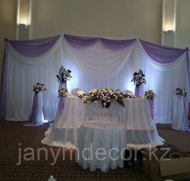 Оформление свадеб Алматы - фото 1