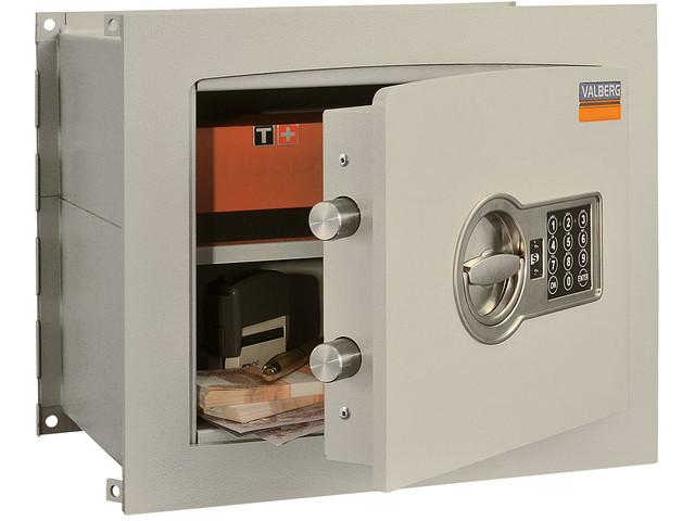 Сейф встраиваемый VALBERG AW-1 3329 EL  ( 330x390x286 мм)
