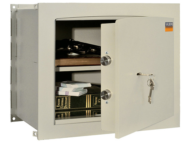 Сейф встраиваемый VALBERG AW-1 3829 (380x450x286 мм)