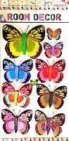 """Набор наклеек """"Бабочки"""" 5D, фото 1"""