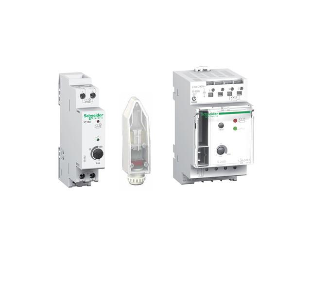 Сумеречные выключатели IC, IC Astro