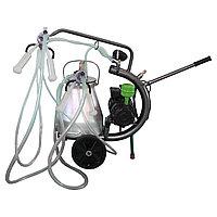 Аппарат доильный для лошадей, коз, овец, верблюдиц (тандем) АИД-2-04 (подключаются 2 животных одновременно)