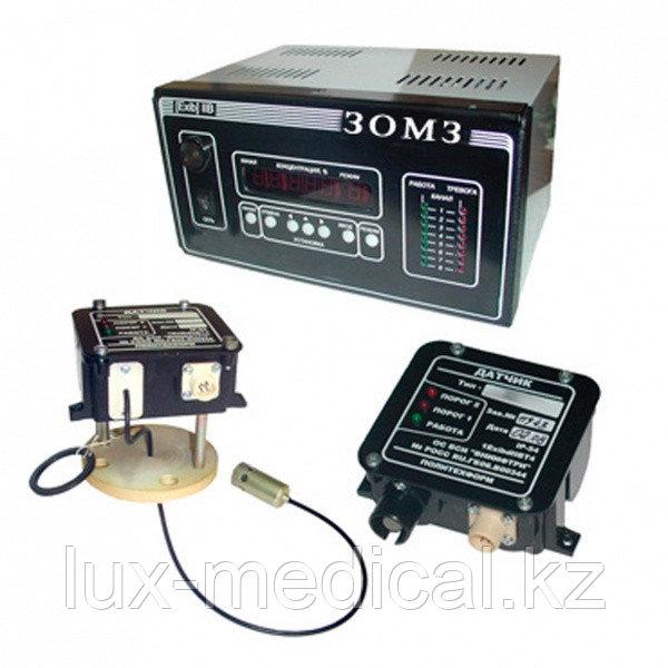Газоанализатор взрывоопасных газов и паров многоканальный СИГМА-1М