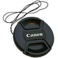 Крышка объектива 58 mm Canon