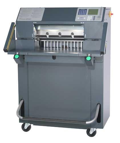 Titan 200 - бумагорезательная машина Challenge