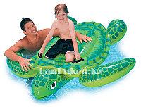 """Детская надувная игрушка """"Морская черепаха"""" (150* 127 см) 57524"""