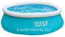 """Надувной детский бассейн """"Intex Easy Set"""" (183 *51 см) 28101"""