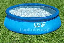 """Надувной Семейный бассейн """"Intex Easy Set"""" (305* 76 см) 28120"""