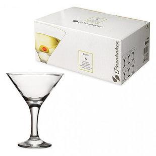 Бокал для мартини Bistro 190 мл Pasabahce 6 шт (44410/6)