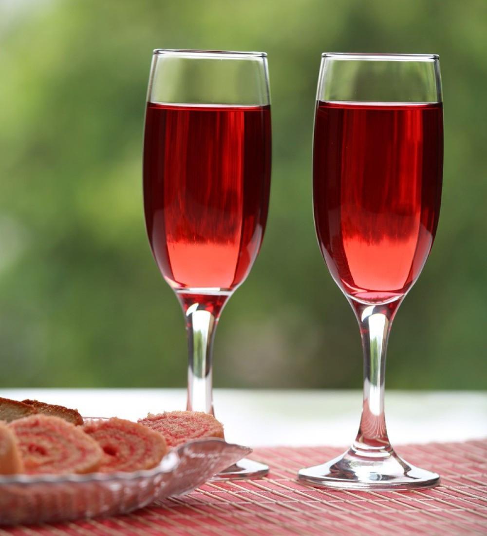 Набор бокалов для шампанского Bistro 190 мл Pasabahce 6 шт (44419/6)