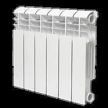 Биметаллический радиатор BREEZE Plus 350