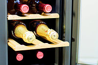 Винный шкаф, холодильник Dunav...