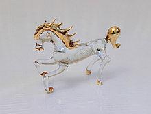 Сувенир из венецианского стекла Лошадь. Италия
