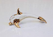 Сувенир Дельфин. Венецианское стекло, ручная работа, Италия