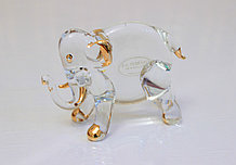 Сувенир Слоненок. Венецианское стекло. Италия