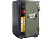 Огнестойкий сейф VALBERG FRS–80 EL  (811x485x451мм )