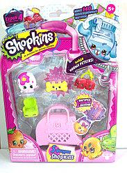 Shopkins, Шопкинс (4 сезон) 5 игрушек в упаковке (цветочек)