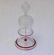 Сувенир Колокольчик. Венецианское стекло. Италия. Ручная работа