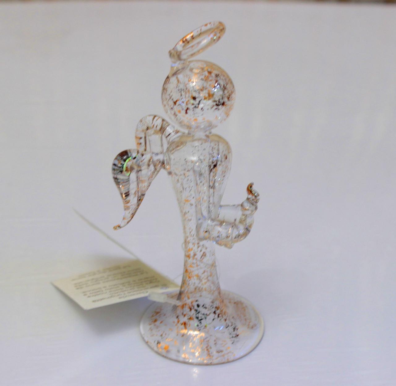 Сувенир Ангел. Венецианское стекло, Италия, ручная работа