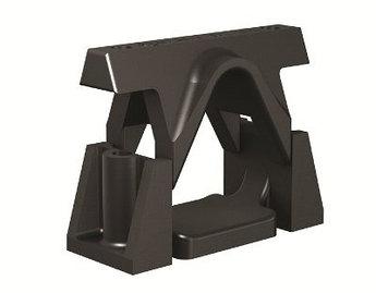 Кабельный держатель для крепления в треугольник, д. 35-55 мм