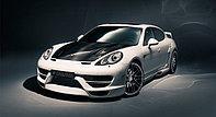 Обвес Hamann Cyrano на Porsche Panamera