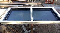 Пресс формы для производства резиновой плитки (замес)