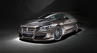 Оригинальный обвес Hamann на BMW 6 Series Gran Coupé F06