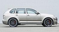 Оригинальный обвес Hamann Cyclone на Porsche Cayenne 957