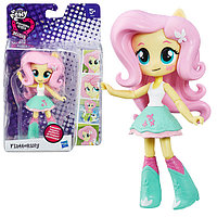 My Little Pony Май Литл Пони Equestria Girls мини-кукла Флаттершай