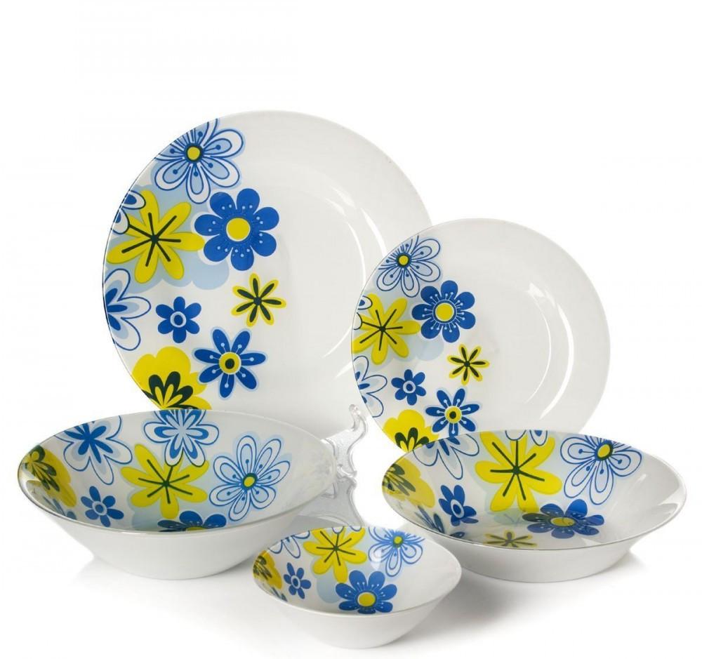 Сервиз столовый Spring  25пр Pasabahce (95665/Spring)