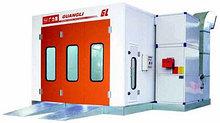 Окрасочно-сушильная камера для легковых автомобилей GL2 (RT-II-A)