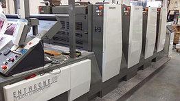 Komori Enthrone 429 б/у 2011г - четырехкрасочная печатная машина
