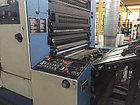 KBA Rapida 104-6+L б/у 1992г - шестикрасочная печатная машина с лаком, фото 6