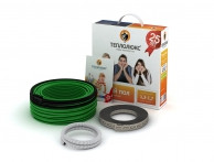 Секция нагревательная кабельная 20ТЛБЭ2-127-2540 (теплый пол, греющий кабель)