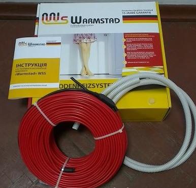 Секция нагревательная кабельная WSS-210 (теплый пол, греющий кабель)