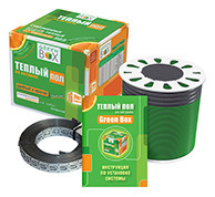 "Комплект ""GREEN BOX"" GB-200 (теплый пол, греющий кабель)"