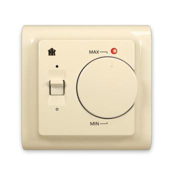 Терморегулятор ТР 111 кремовый (НК) (теплый пол, греющий кабель)