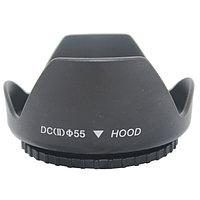 Бленда для объектива 55 mm