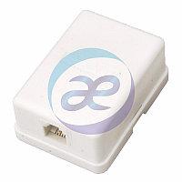 Телефонная розетка - 1 6P-2C  PROCONNECT