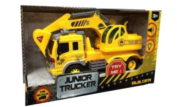 Junior Trucker Экскаватор