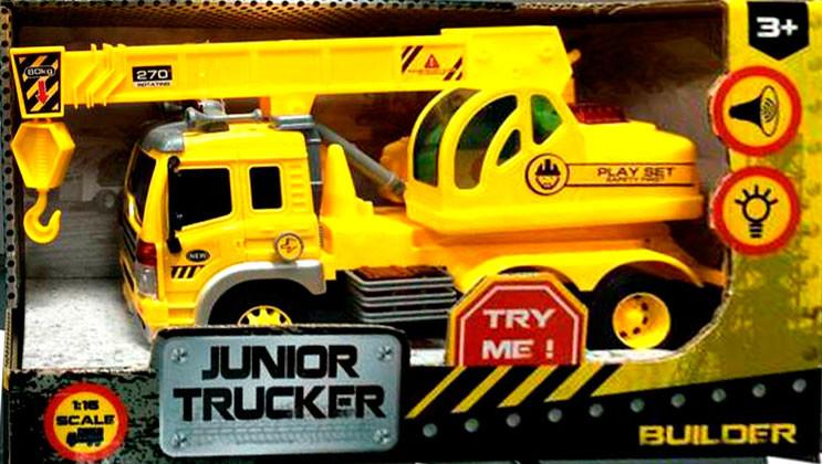 Junior Trucker Автокран
