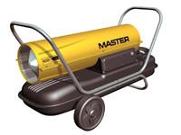 Жидкотопливные нагреватели MASTER B