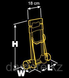 Kata INSERTROLLEY тележка для кофров и сумок, компактная, фото 3