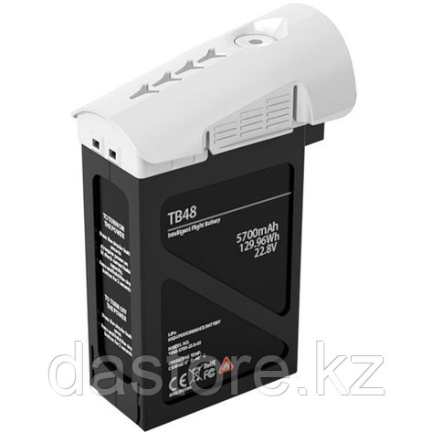 DJI TB48 Интеллектуальная батарея для Inspire 1 (129.96Wh, цвет белый), фото 2