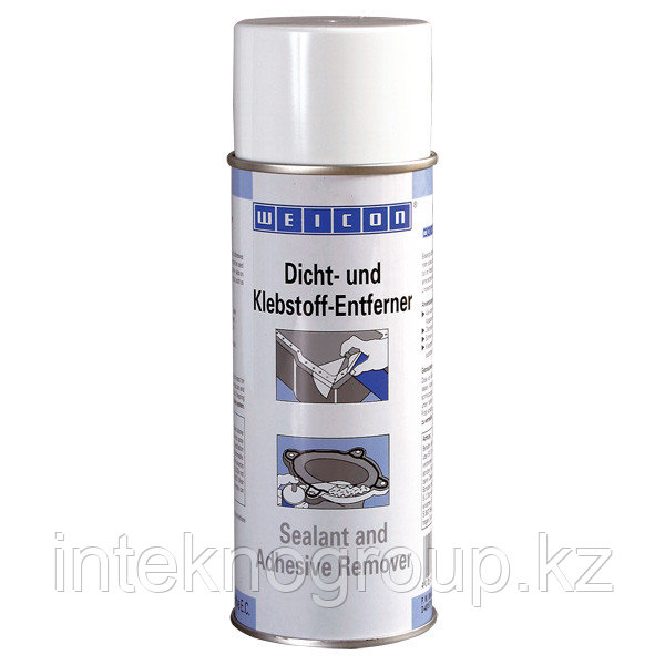 WEICON Sealant & Adhesive Remover (400мл) Очиститель от клея и герметика. Спрей.