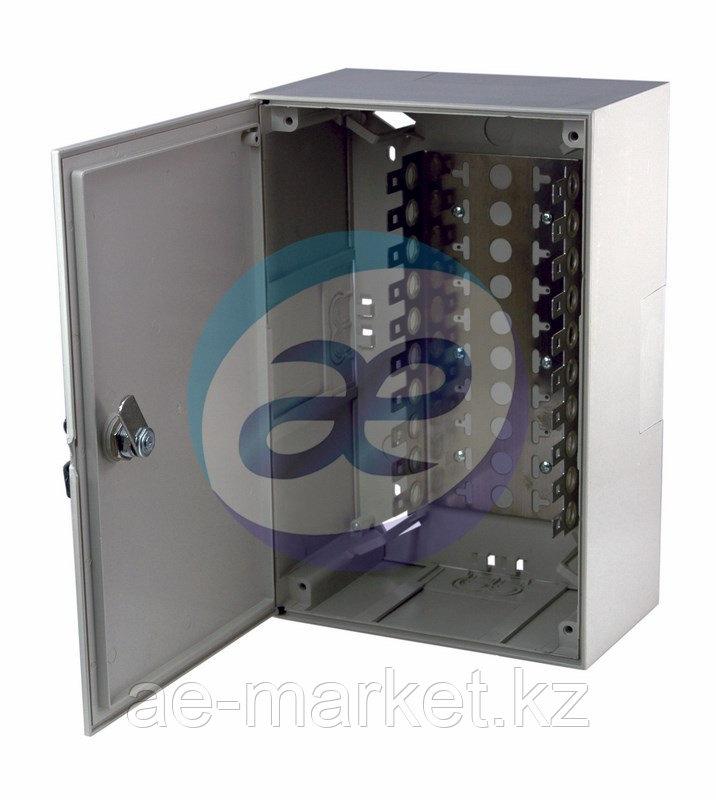 Коробка монтажная под 10 плинтов с замком (320x215x75mm) REXANT