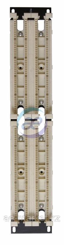 """Кросс-панель 200-парная, тип 110, 19"""", 2U (без коннекторов)  REXANT"""