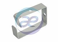 Органайзер вертик (кольцо), металл, 65х45мм