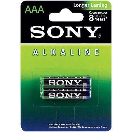 Батарея Sony AAA Alkaline